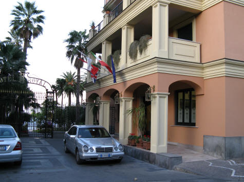 Hotel Royal in Sorrento Italy